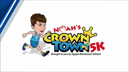 Noah's Crown Town 5K hopes people will sign up for virtual run
