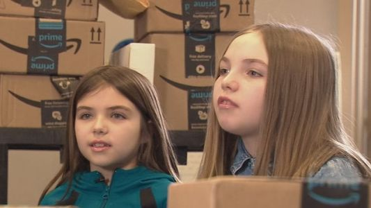 Ohio girls help bring birthday parties to homeless kids
