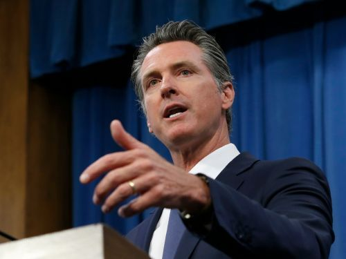 California governor announces deal with most major banks to waive residential mortgage payments for 90 days