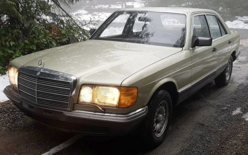 At $2,000, Could This Euro-Spec Import 1983 Mercedes 380SE Find A Way Into Your Heart?