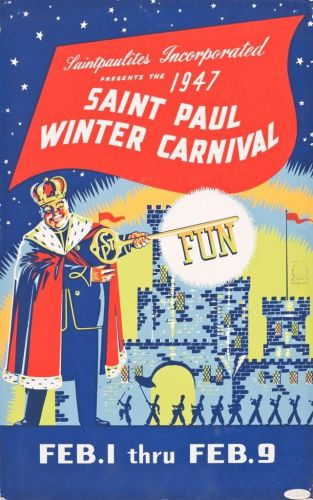 History Of The St. Paul Winter Carnival