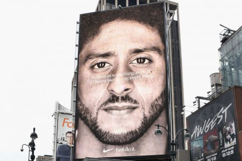 Nike Stock Soars by $6 Billion USD Following Kaepernick Campaign