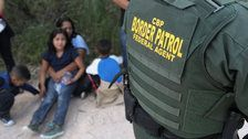 Over 2,300 Children Separated From Parents At U.S.-Mexico Border From May 5 To June 9