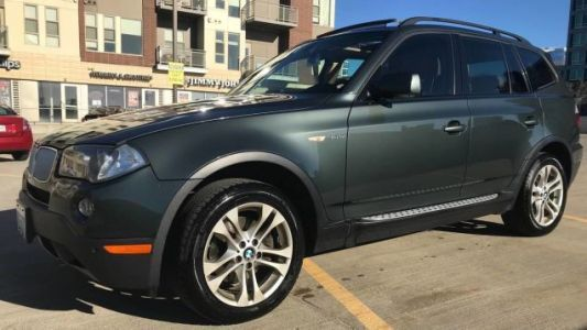 At $5,950, Could This Manual-Equipped 2008 BMW X3 Get You X-cited?
