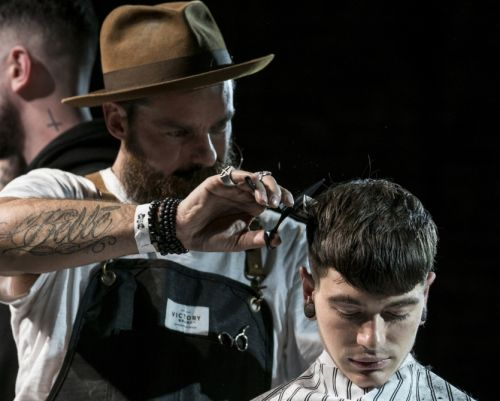 The Fellowship Show: A Barbering Education Blowout