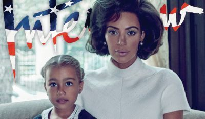 North West Singing on Kim Kardashian's Snapchat Is the Taylor Swift Repellant We Need Right Now