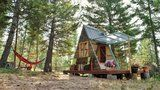 How 1 Couple Built the Dreamiest Tiny Cabin For Just $700 - Yes, You Read That Correctly