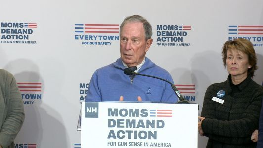 Bloomberg visits NH amid speculation of 2020 presidential run