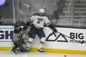 Kempe, Kopitar power Kings to comeback OT win over Blues