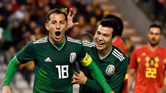 Who are Mexico's group stage opponents at World Cup 2018 & who could they play in the last 16?