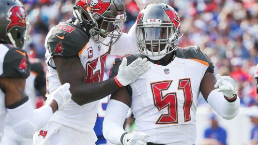 Kendell Beckwith injury update: Bucs linebacker to miss second straight season