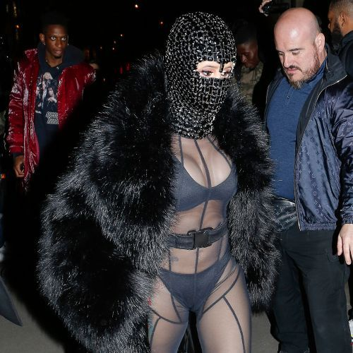 Cardi B Flaunts Curves and Leaves Little to the Imagination in See-Through Outfit Designed by Offset