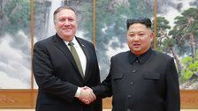 Pompeo Says 'Significant Progress' Made On North Korea Denuclearization Trip