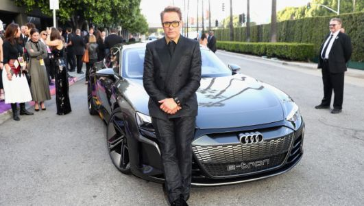 Here's Why the Electric Audi E-Tron GT in Avengers: Endgame Sounded Like a Combustion Car