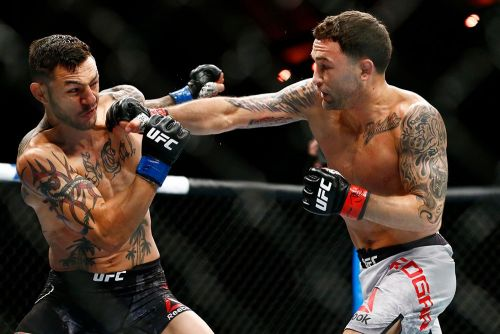 UFCFight Night 128 results: Frankie Edgar tops Cub Swanson in rematch