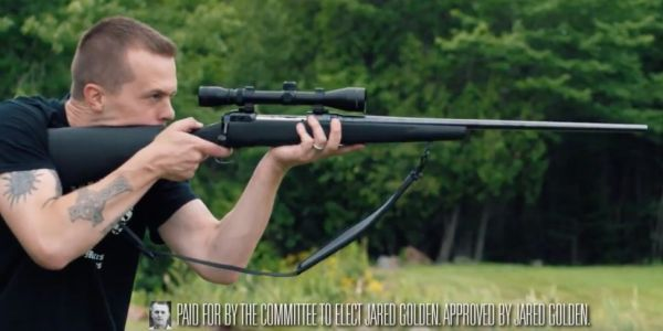 Democrats in red states have started using guns in campaign ads
