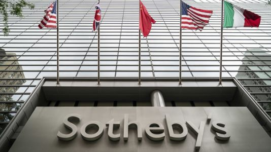 Sotheby's Announces Its Biggest Sale - Itself - For $3.7 Billion