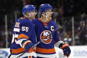 Nelson scores in shootout, Islanders beat Panthers 3-2