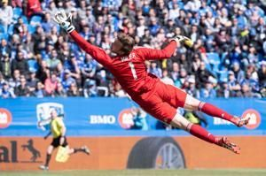 Expansion Los Angeles FC tops Montreal Impact 5-3