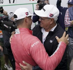 Playing favorites: Woodland's 3 shots get him a US Open win