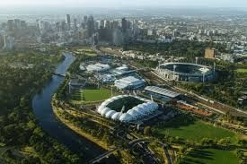 New screens providing real time info installed to make easy transportation at Melbourne Park