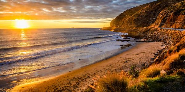 Kick Back, Relax and Road Trip Up California's Central Coast
