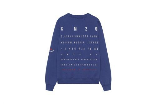 KM20 Recruits Resort Corps For Business Card-Themed Sweatshirt