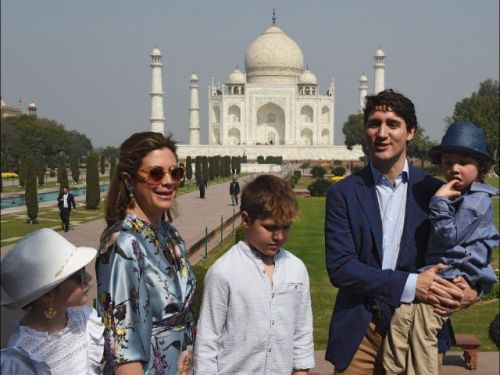 The world is wondering whether Justin Trudeau just got snubbed in India