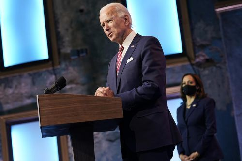 Biden Must Craft a Foreign Policy for a World the U.S. Doesn't Rule
