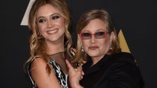 Billie Lourd Shares Sweet Birthday Tribute To Mom Carrie Fisher