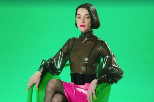 Watch St. Vincent & Carrie Brownstein's comic short films
