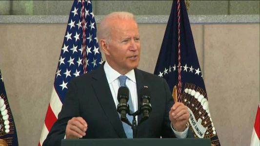 Biden to bring infrastructure sales pitch to Pa