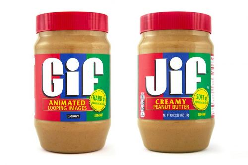 Jif Settles GIF Pronunciation Debate With Limited-Edition Peanut Butter Jar