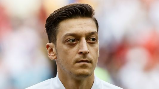 Germany's Mesut Ozil retires from international football
