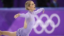 U.S. Figure Skaters Dedicate Olympic Routine To Florida Shooting Victims