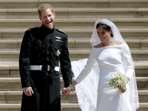 This is what Meghan Markle, Prince Harry, and Prince Charles apparently said in their wedding speeches