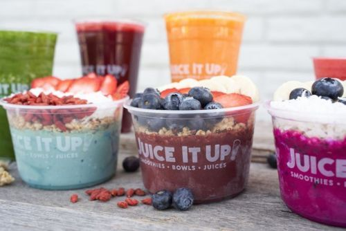 Juice It Up! Continues Texas Expansion