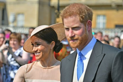 Meghan Markle followed royal protocol by wearing tights for her first engagement as a duchess - but it's dividing the internet