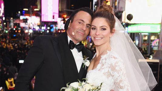Maria Menounos Marries Keven Undergaro in Surprise New Year's Eve Ceremony on Live TV!