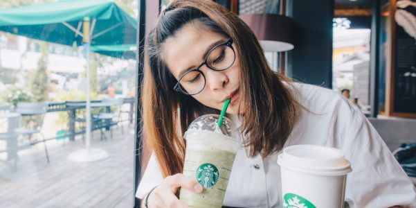 Millennials are loading up on Starbucks stock ahead of its earnings report