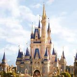Cinderella's Castle at Disney World Is Getting a Makeover Complete With Blush-Pink Paint and Gold Trim