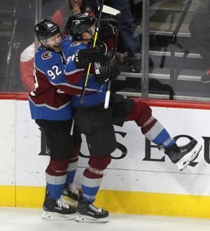 MacKinnon's OT goal gives Avalanche 4-3 win over Red Wings