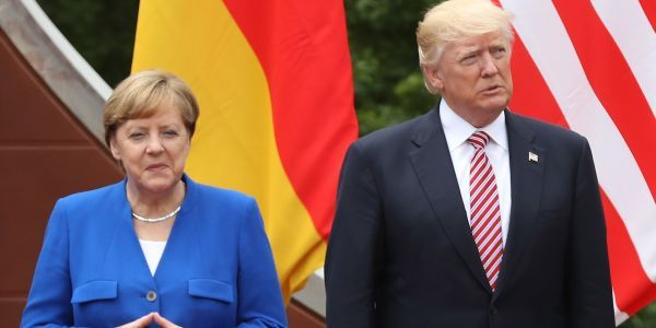 Germany may not be 'controlled' by Russia - but Trump did have a point highlighting a growing connection between the two countries