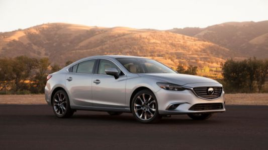 Nearly 60,000 Mazda 6s Recalled For Potential Power Steering Issues