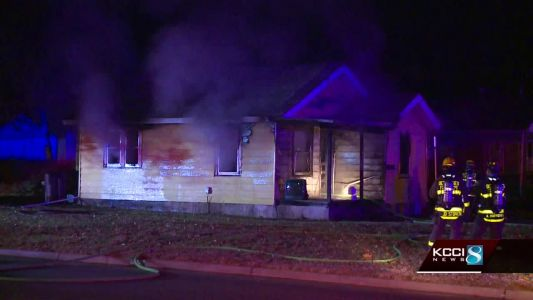 Police: Son set fire to father's home, stole family member's car