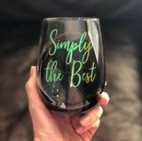 These Schitt's Creek Wine Glasses Are Begging to Be Filled With Herb Ertlinger Fruit Wine