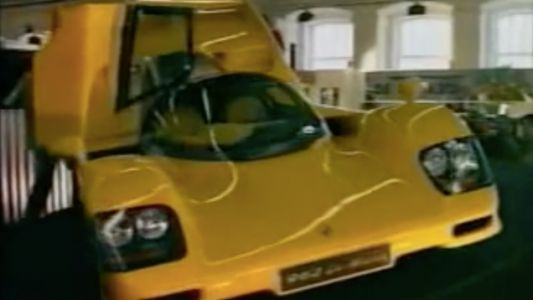 Say Hello To The Dauer 962 Le Mans, The Fastest Car In The World In 1993