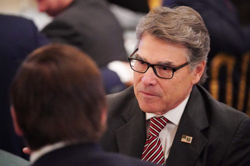 Coal companies join with Rick Perry to derail Trump nominee