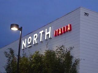 Punching Our Passport at North Italia