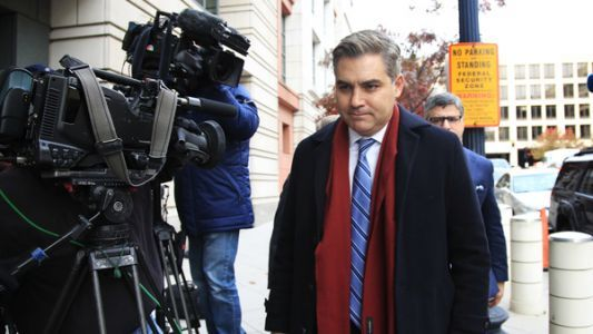 Decision Expected Thursday In CNN Suit Over White House Revoking Acosta's Press Pass